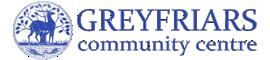 Greyfriars Community Centre logo
